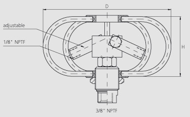 Mosmatic Duct Cleaner Drawing
