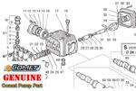 COMET PUMP VRX 2017 V SAE/D L80 AL